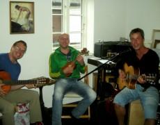De tre musikanter